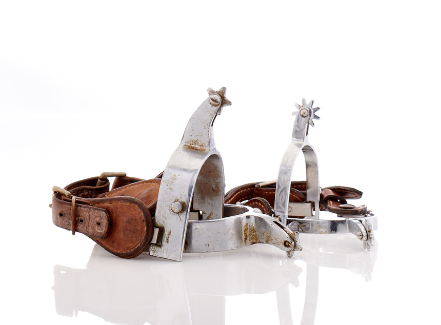 Lot64-Rodeo Spurs