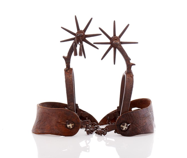 Lot65-Mexican Spurs