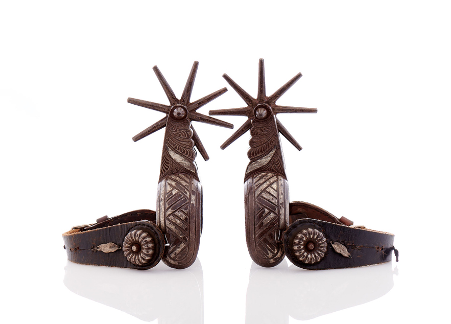 Lot74-Mexican Spurs
