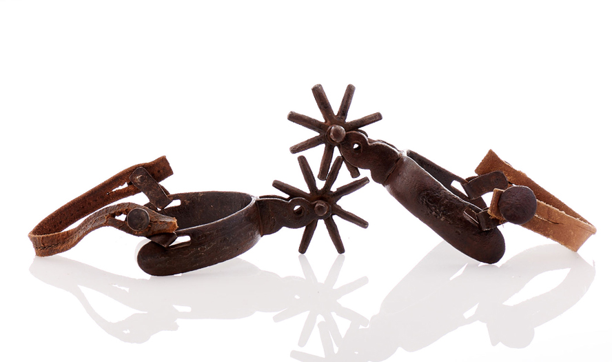 Lot115-Mexican Spurs