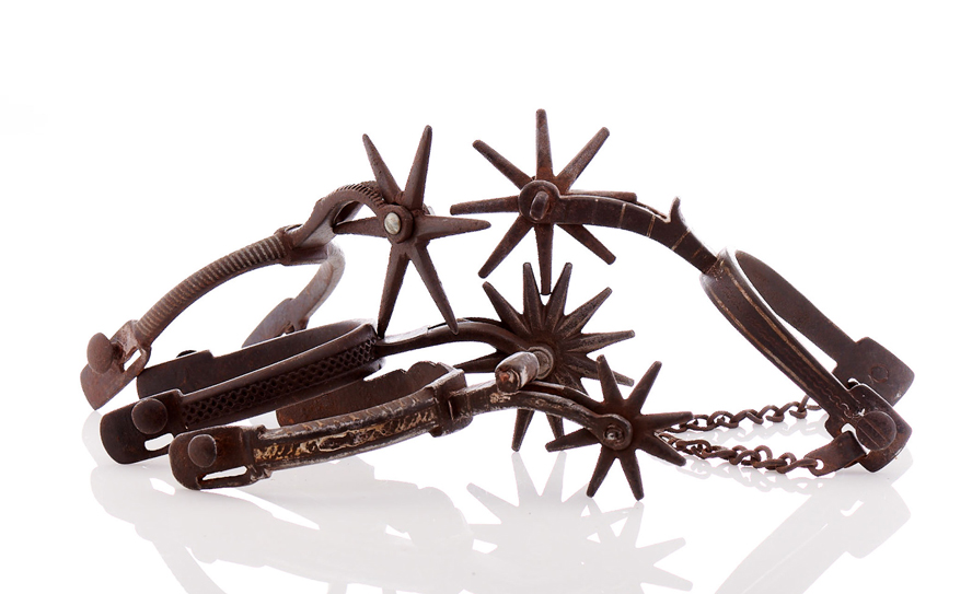Lot120-Mexican Spurs