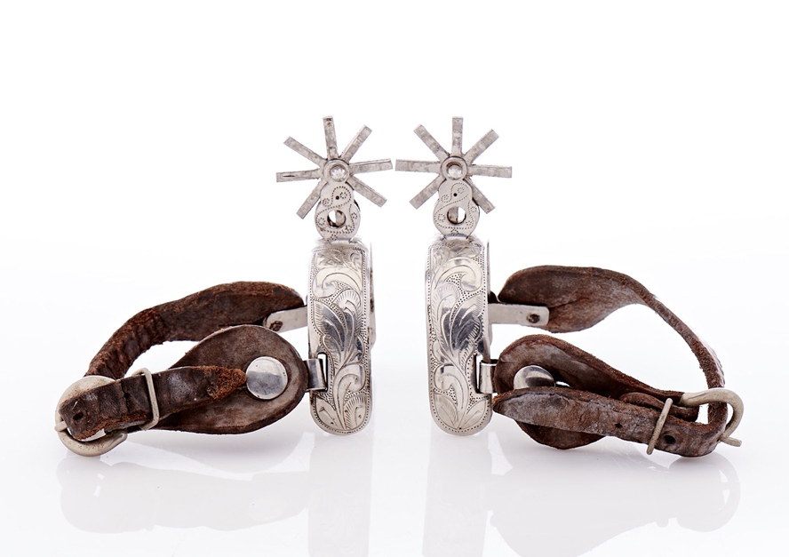 Lot161-Mexican Spurs