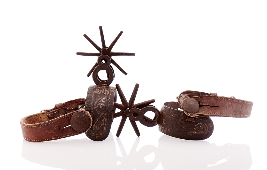 Lot191-Mexican Spurs