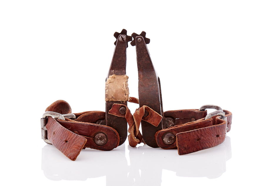 Lot251-Rodeo Spurs
