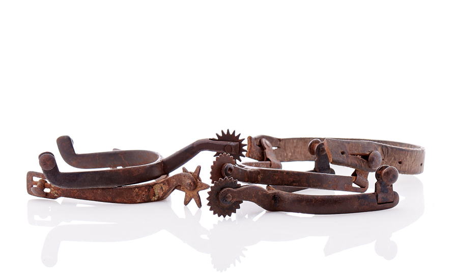 Lot263-Buermann  Spurs