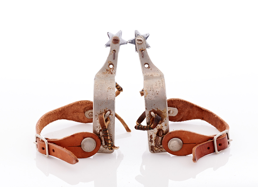 Lot321-Kelly Rodeo Spurs