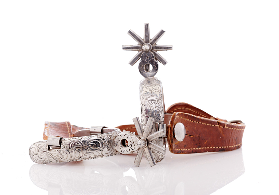 Lot336-Mexican Spurs