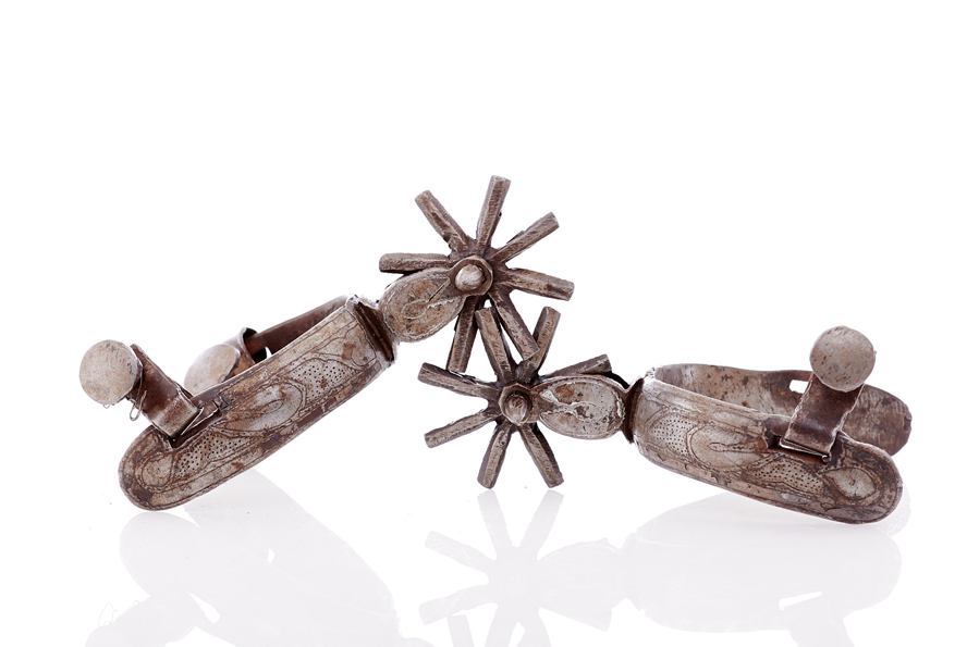 Lot347-Mexican Spurs