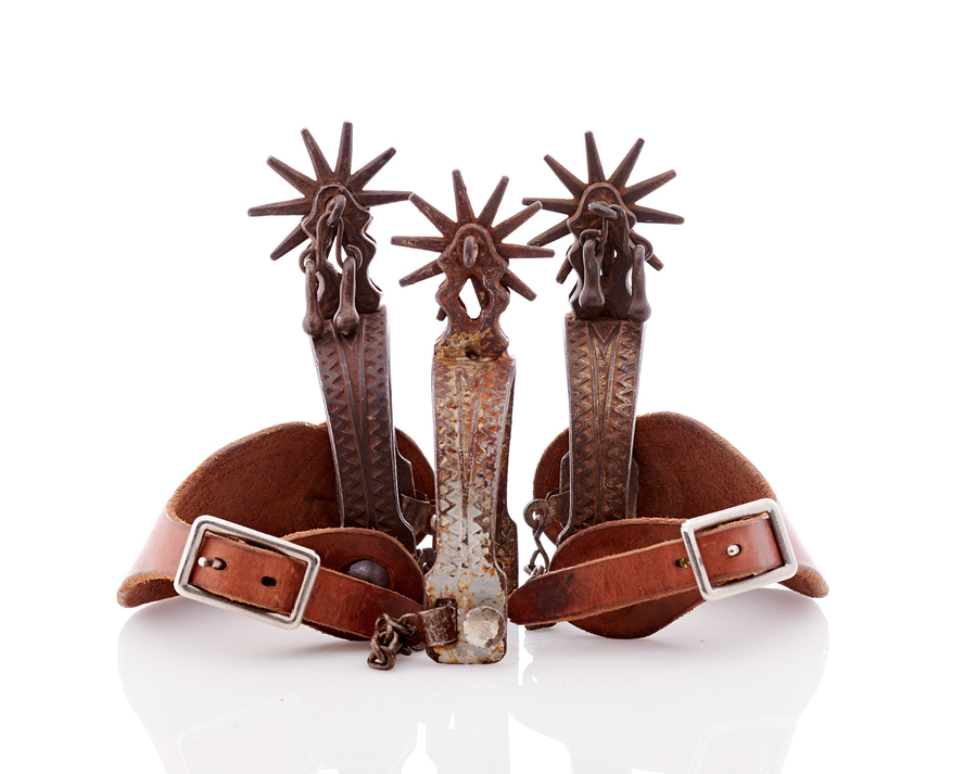 Lot351-Early Mexican Spurs