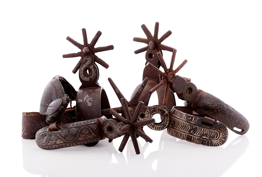 Lot381-Mexican Spurs