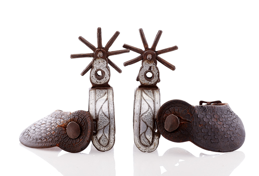Lot397-Mexican Spurs