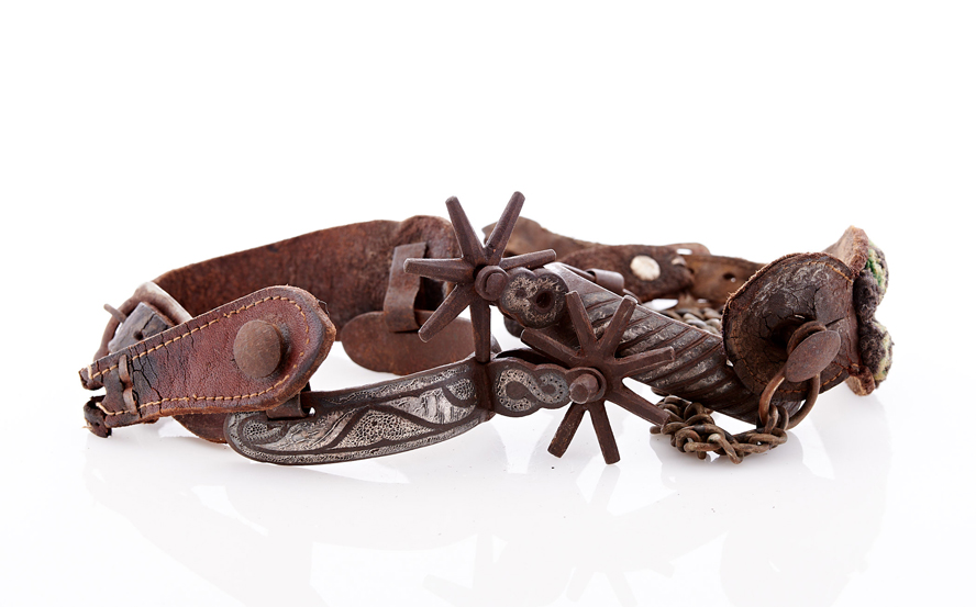 Lot434-Mexican Spurs