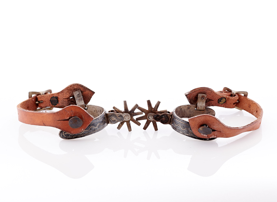 Lot437-Mexican Spurs