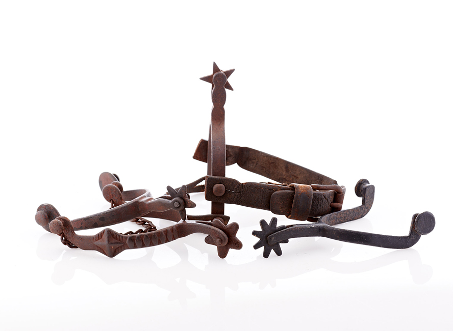 Lot438-Buermann  Spurs