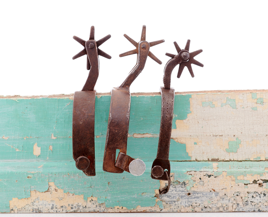 Lot442-Mexican Spurs