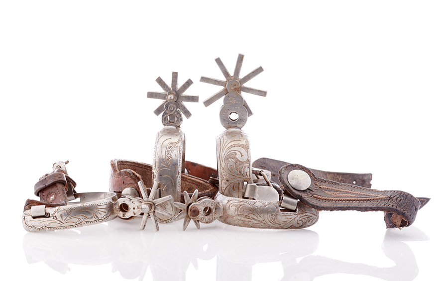 Lot443-Mexican Spurs