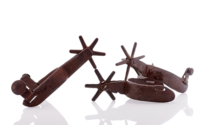 Lot472-Mexican Spurs